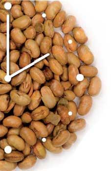 Boabe de soia prajite