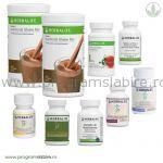 Program complet de slabire cu Herbalife 4-10 kg