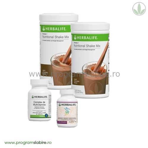 Herbalife-Program Avansat pentru Slabire sanatosa kg/luna