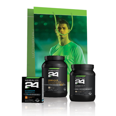 KIT-ul H24 Herbalife
