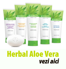Herbal aloe vera
