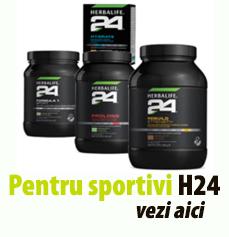 PENTRU SPORTIVI H24