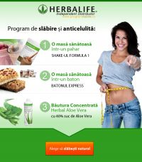 produse si programe de slabit Herbalife